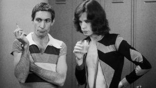 Charlie Watts/Mick Jagger