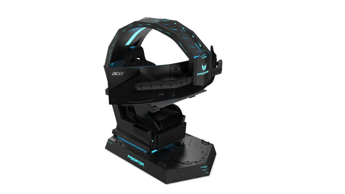 Acer S Predator Thronos Is A Throne Finally Fit For