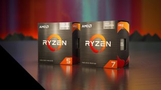 AMD Ryzen 5000G -sarjan prosessorit.