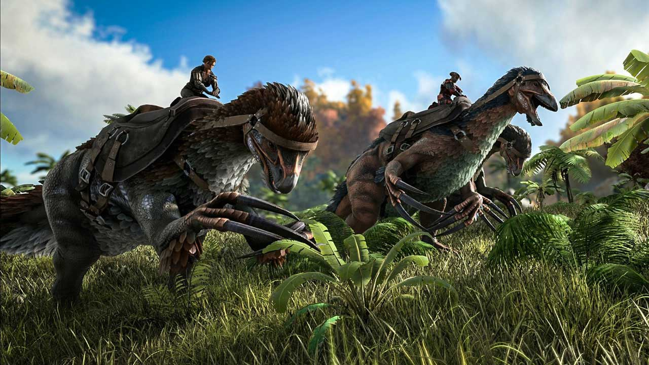Ark Cheats Stay Alive With Ark Survival Evolved Commands And Cheats Gamesradar 30 cooked meat jerky, 30 prime meat jerky water: ark cheats stay alive with ark