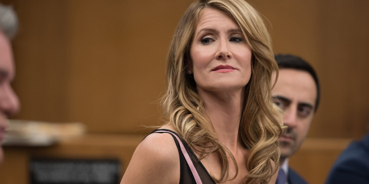 Laura Dern as Nora Fanshaw in Marriage Story