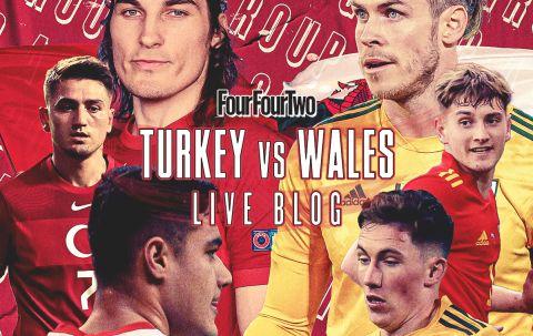 Turkey vs Wales Euro 2020 liveblog