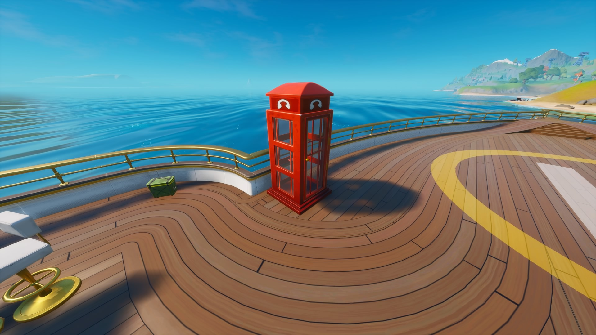 Fortnite Phone Booths Locations How To Open Doors With Id
