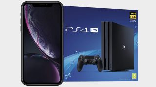 This iPhone XR deal gets you a free PS4 Pro and 24 months of Amazon Prime Video, NOW TV, or Sky Sports