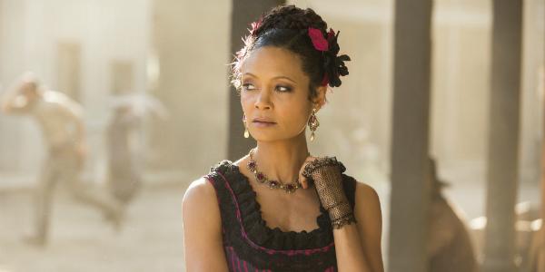 Westworld star Thandie Newton as Maeve