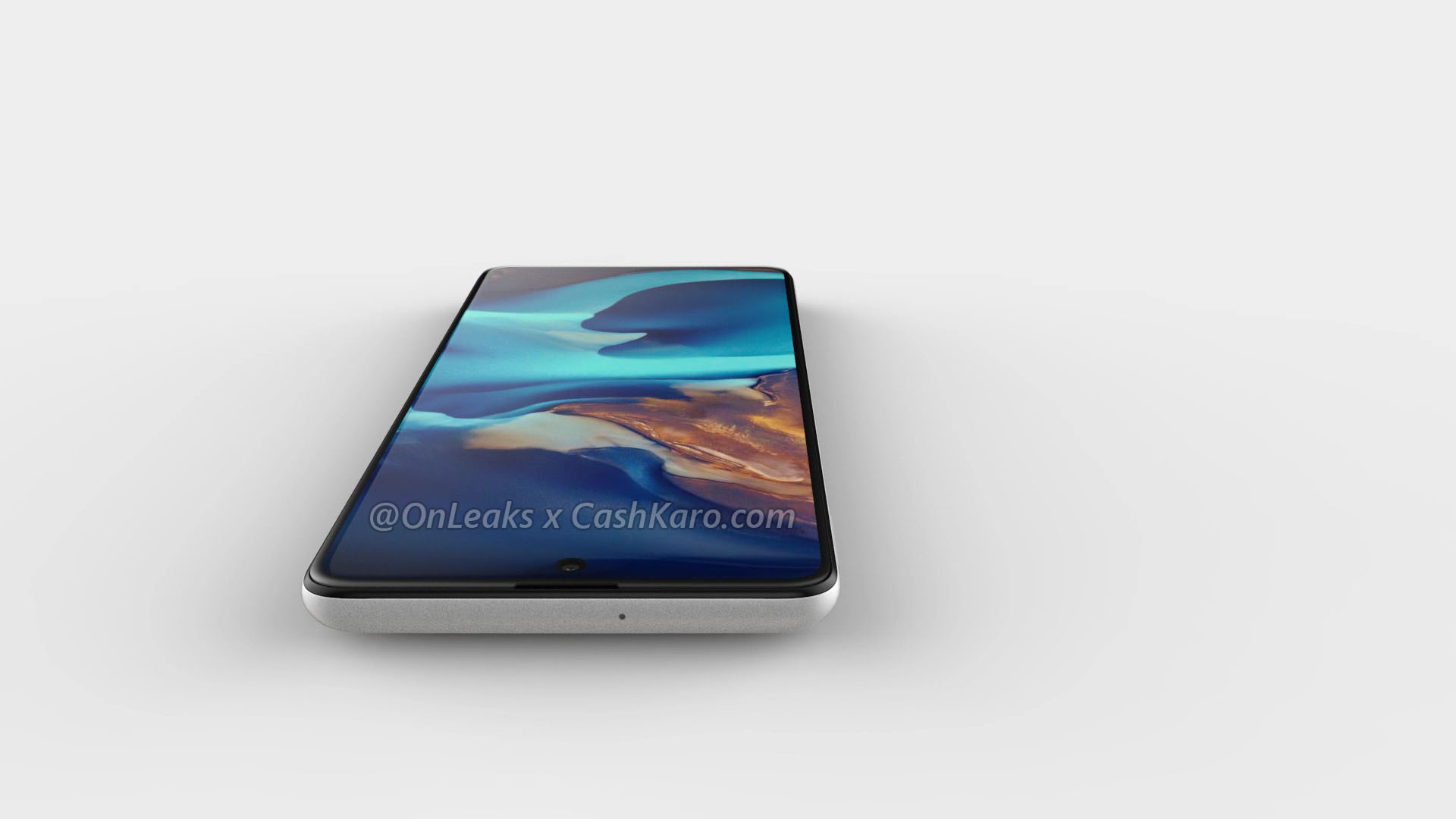 Samsung Galaxy A71 leaks point to an Infinity-O display and quad-cameras