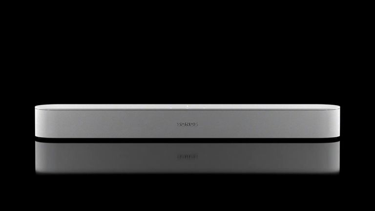 Sonos Beam combines smart speaker and soundbar