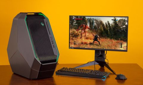 Alienware Area-51 Threadripper Edition Review: Kick Ass for