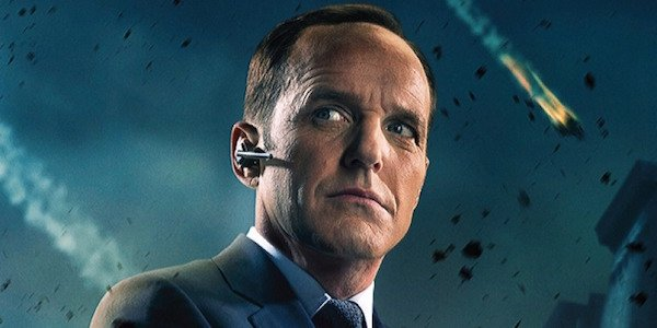 Phil Coulson's Avengers poster
