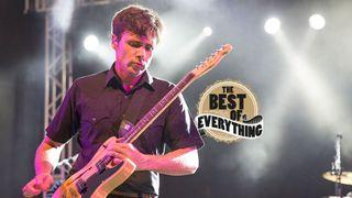 Jimmy Eat World's Jim Adkins picks his favourite guitarists