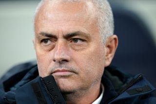 Jose Mourinho File Photo