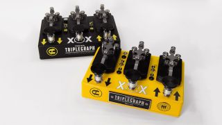 CopperSound Pedals/Jack White Triplegraph