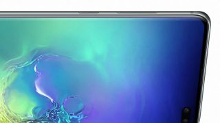 Samsung accidentally reveals Galaxy S20 name on its own website