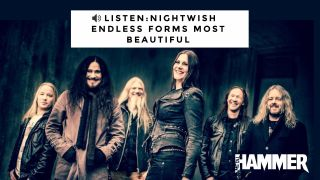 a press shot of nightwish