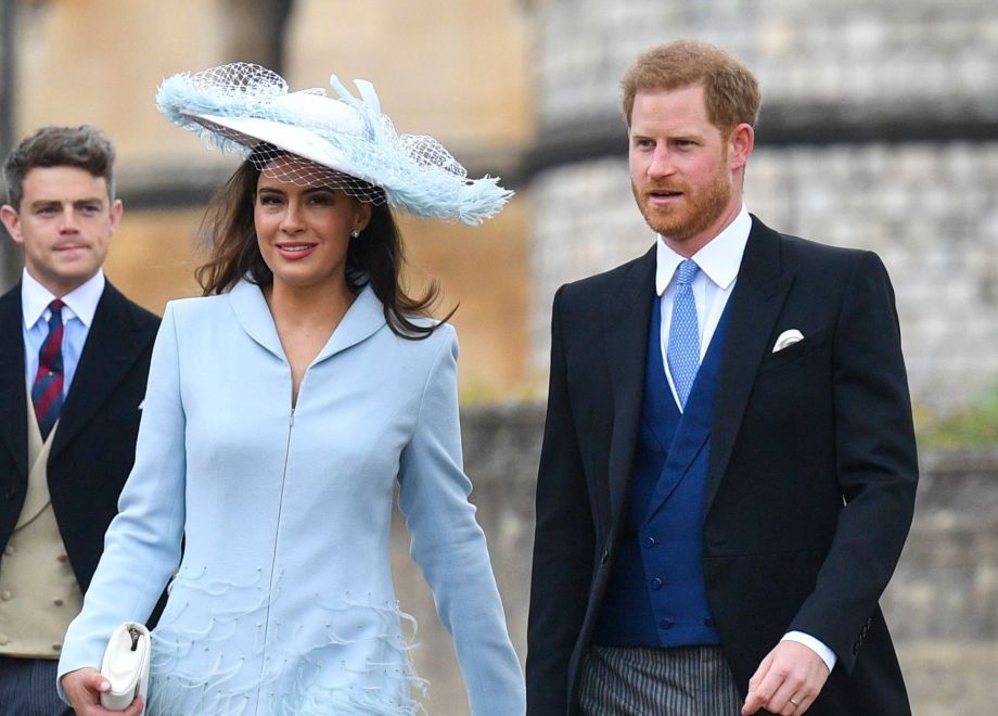 Sophie Winkleman reveals why she was 'incredibly relieved' when the royal wedding was over