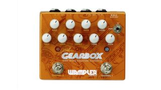 Wampler Pedals introduces the Andy Wood Gearbox Overdrive