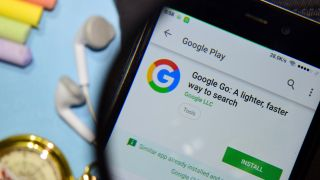 Google's stripped-back Go search app now available to