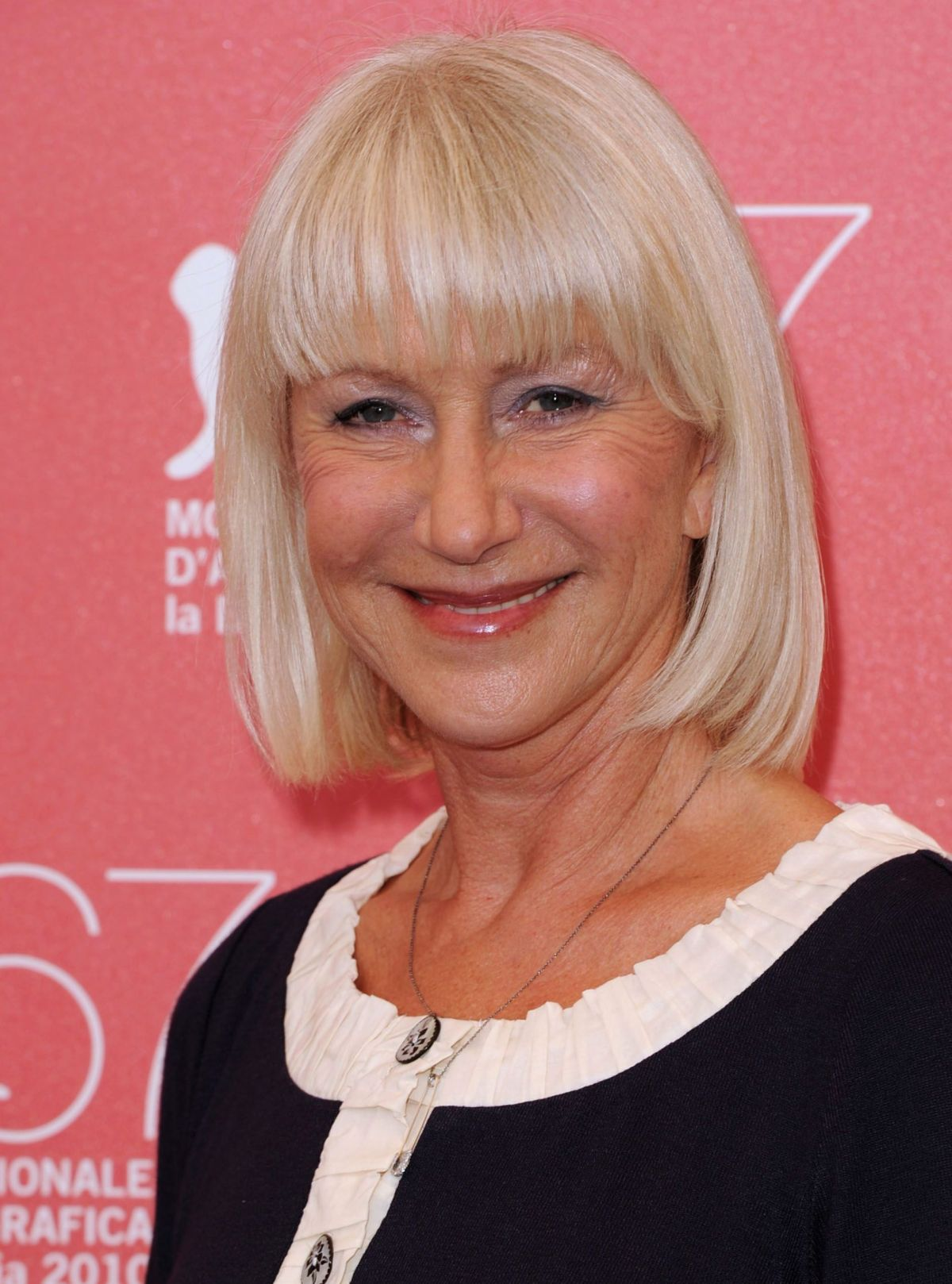 Helen Mirren S Hair Moments Woman Home