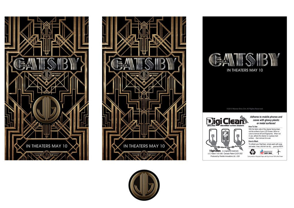 The Great Gatsby Giveaway: Win A Brooks Brothers Gift Card, Crystal Decanter And More #7284
