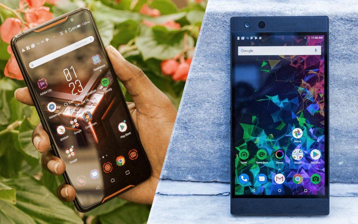 Razer Phone 2 vs  ROG Phone: Which Gaming Phone Wins? | Tom's Guide