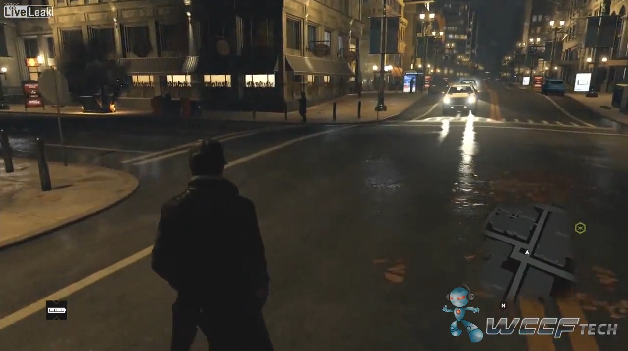 Extend Draw Distance Watch Dogs