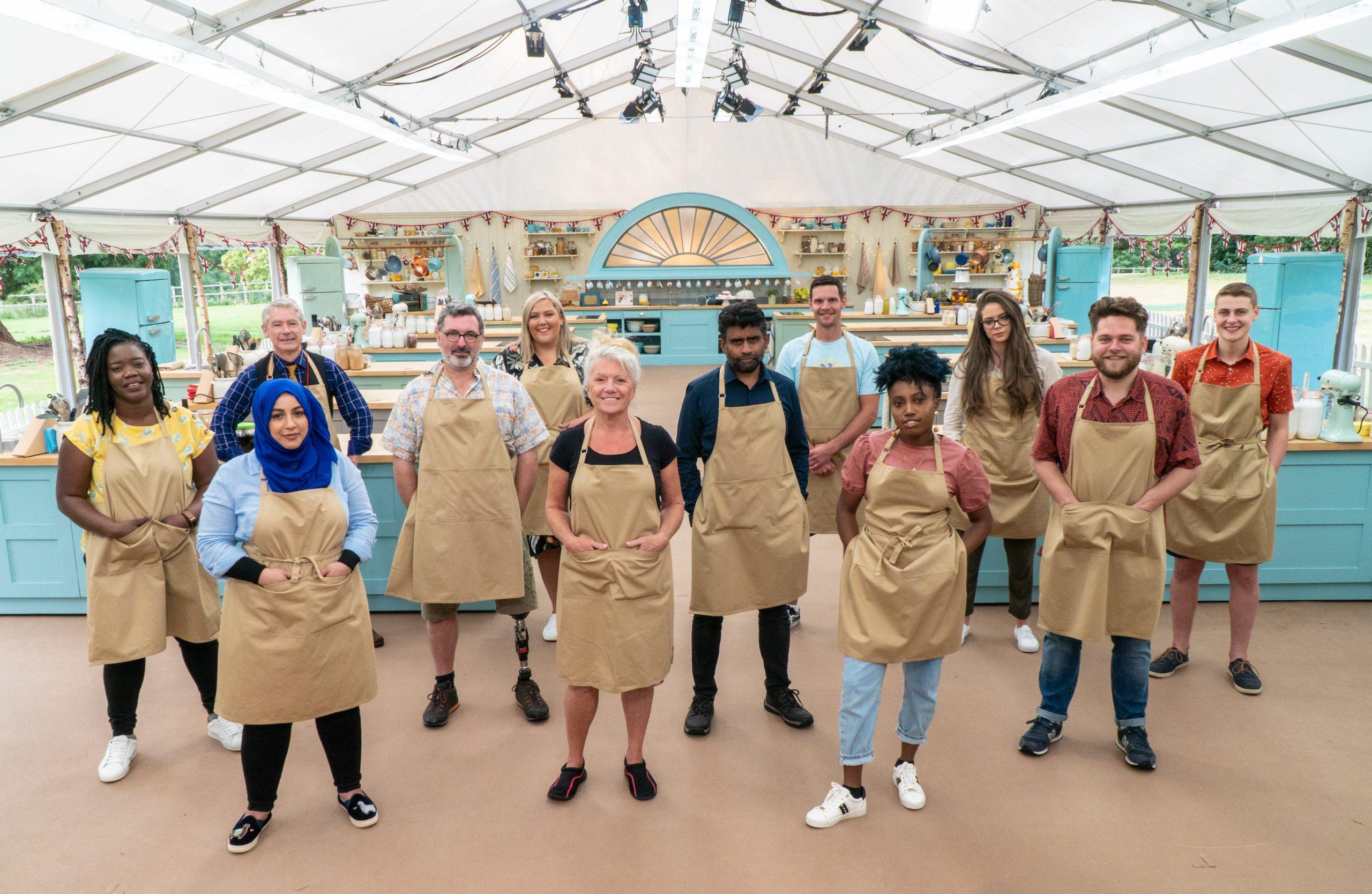 Los grandes panaderos británicos 2020