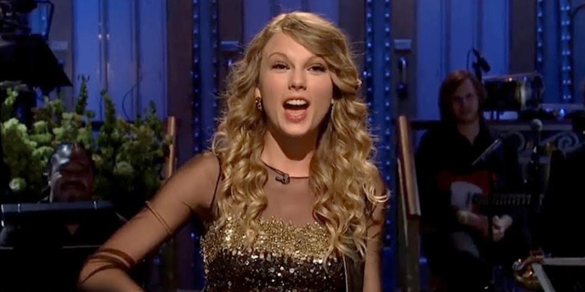 Taylor Swift hosting Saturday Night Live