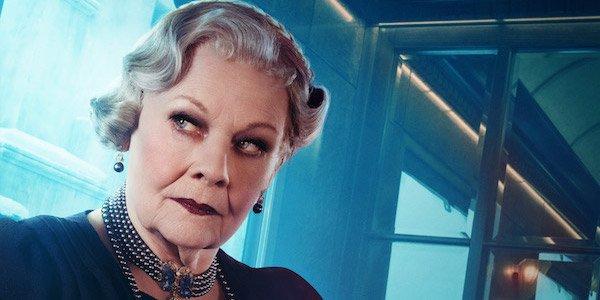 Judi Dench in Murder On The Orient Express