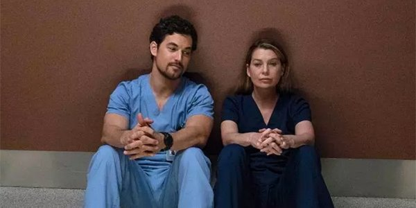 Meredith and DeLuca relationship on Grey's Anatomy