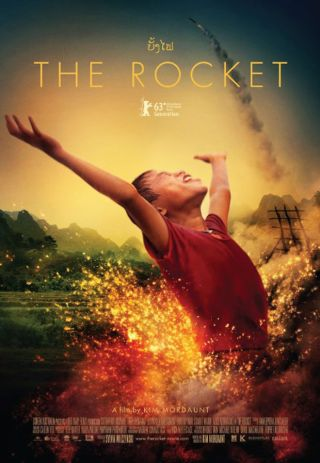 "A coming of age tale set in Laos, ""The Rocket,"" follows a boy on a mission — he wants to build a rocket and enter it into the rocket festival. Image uploaded Jan. 21, 2014."
