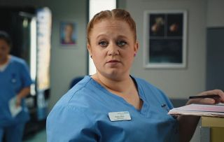 Robyn shocks Glen – can she ever forgive him in Casualty?