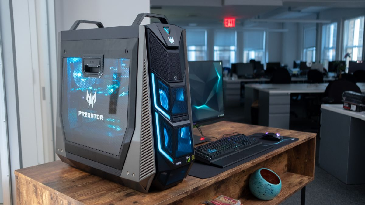 Acer Predator Orion 9000 Review Techradar