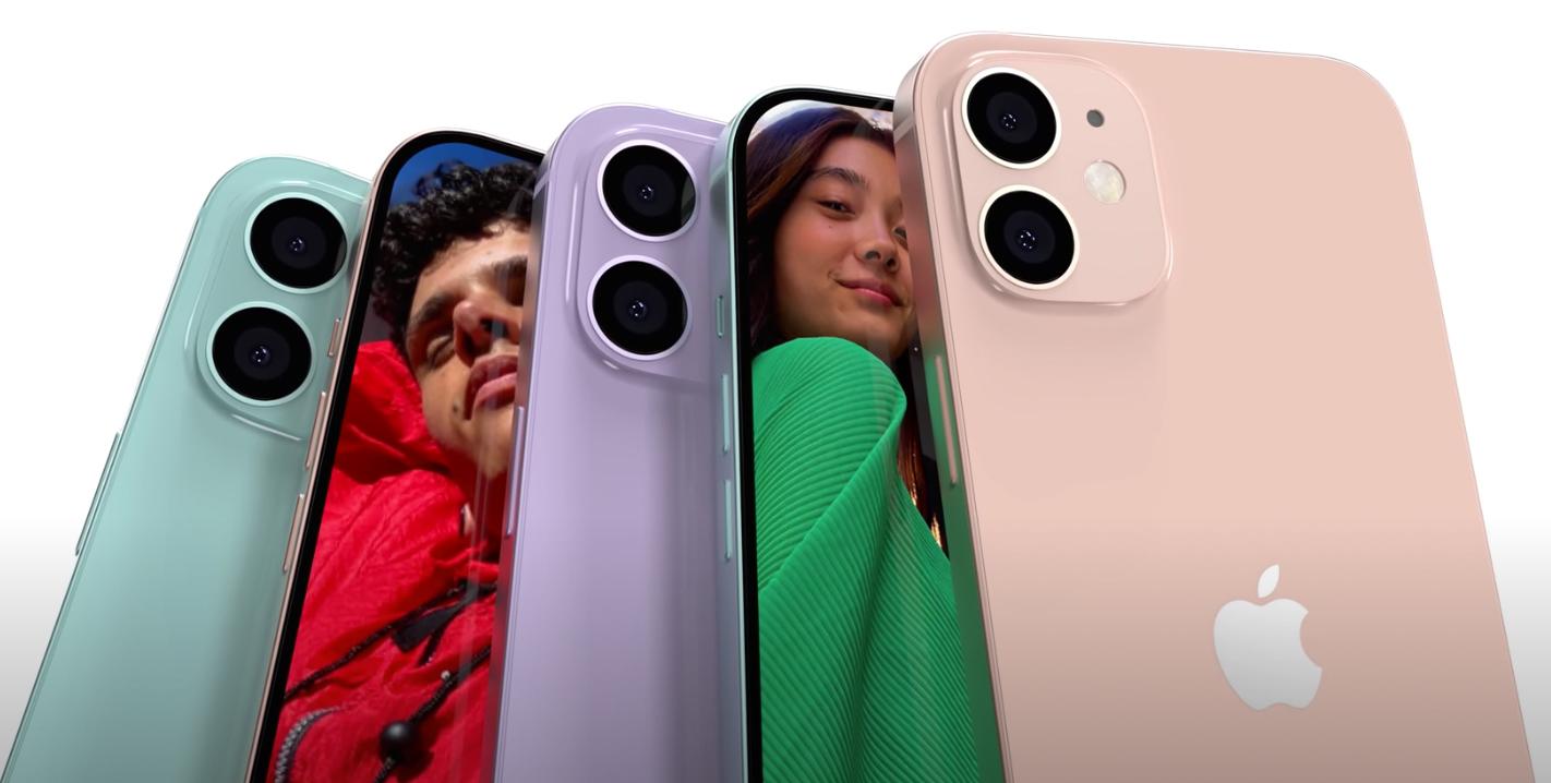 Google Pixel 5 vs. iPhone 12