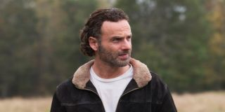 Andrew Lincoln as Rick Grimes in _The Walking Dead_