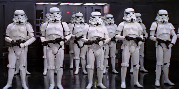 Stormtroopers Just Made It Into A Police Recruitment Video, And It's Hilarious