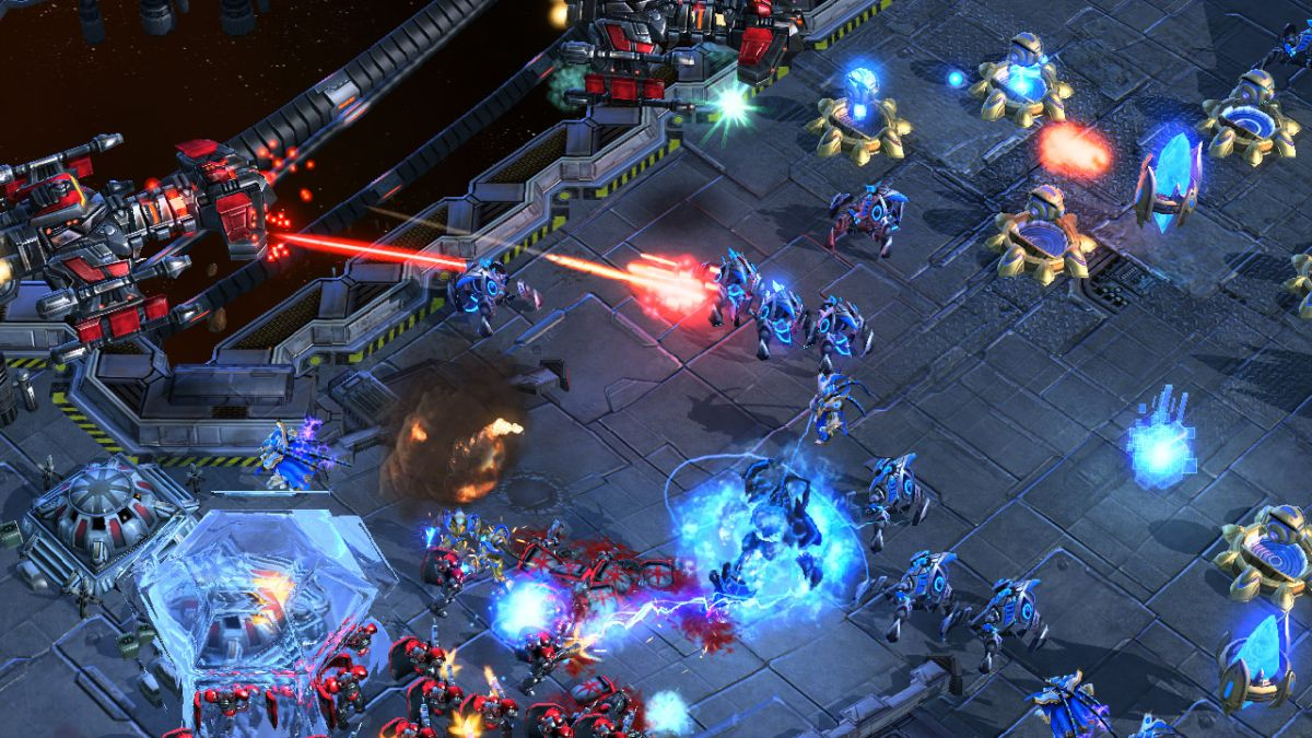Starcraft Ii Is Now Free For Pc And Mac Gamers Techradar