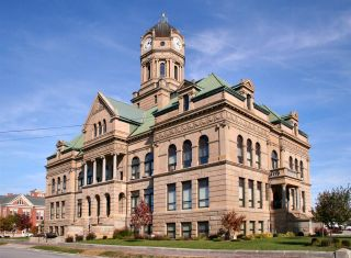 Pema Audio Solution Installed in Auglaize County Courthouse
