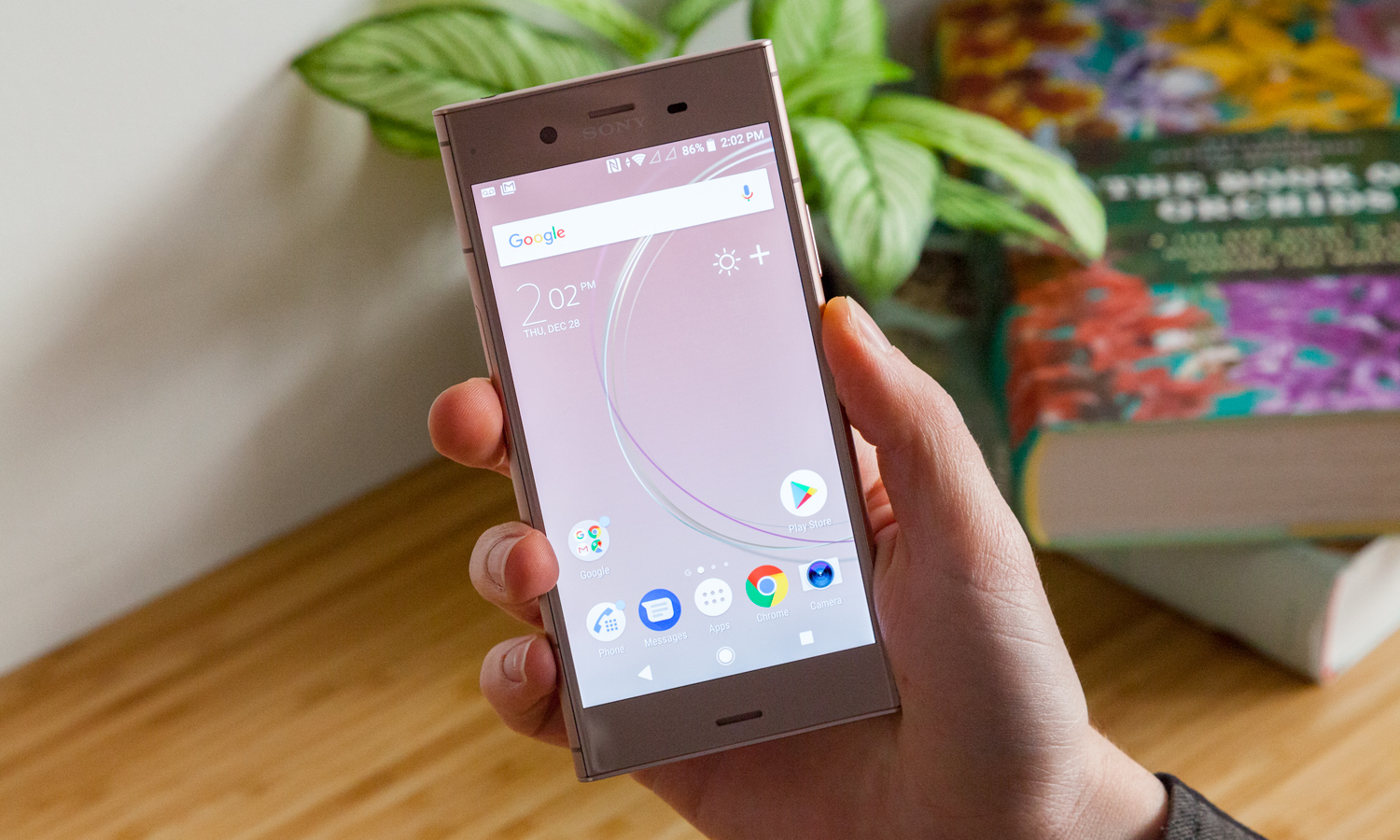Xperia XZ1 Review: This Sony Phone Is Stuck in the Past