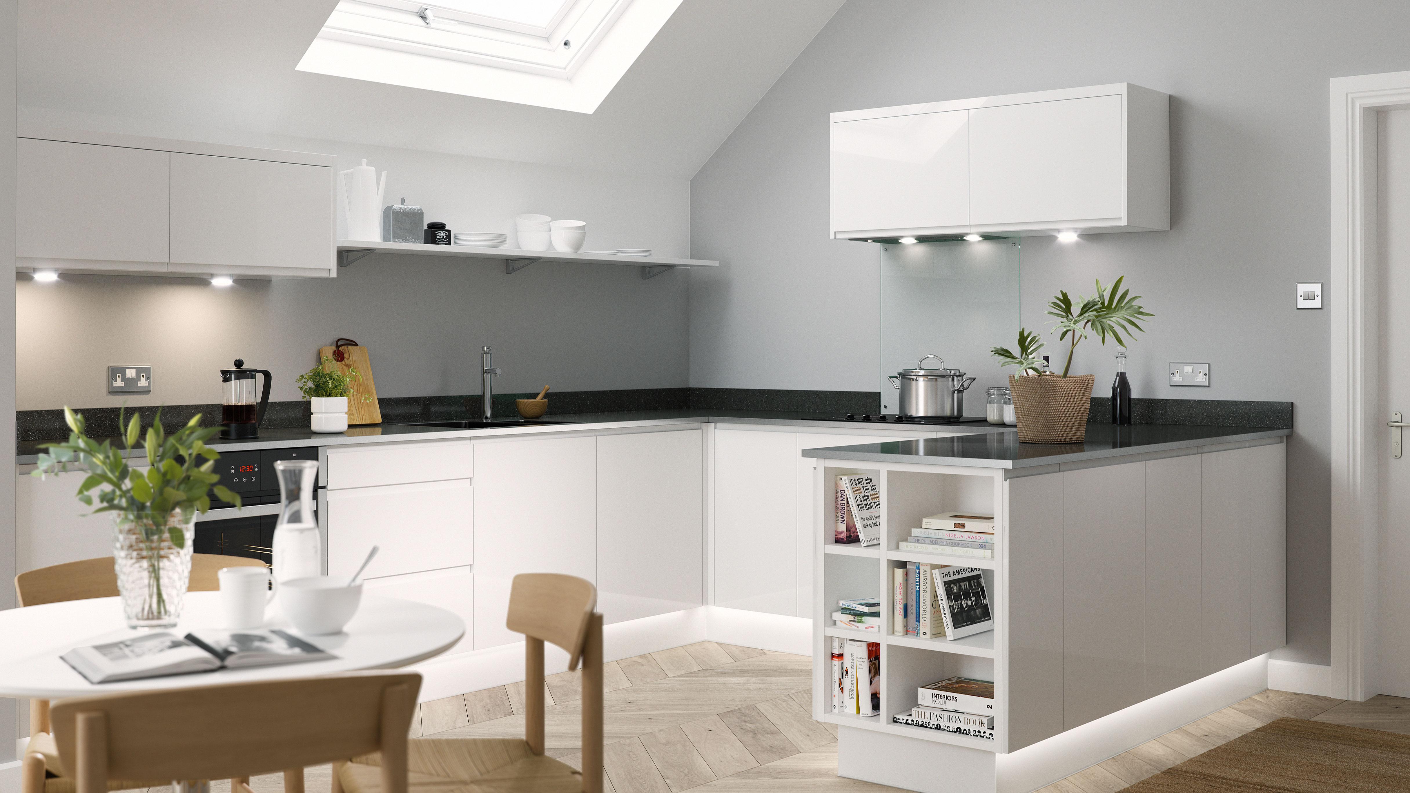 U Shaped Kitchen Design Ideas Real Homes