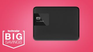 WD EasyStore Cyber Monday