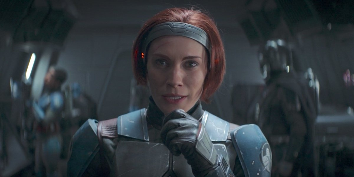How The Mandalorian's Katee Sackhoff Found Out She Would Get To Play Bo-Katan In Live Action