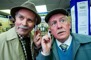 Victor and Jack in Still Game
