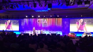SAP CEO takes the big stage at CTIA