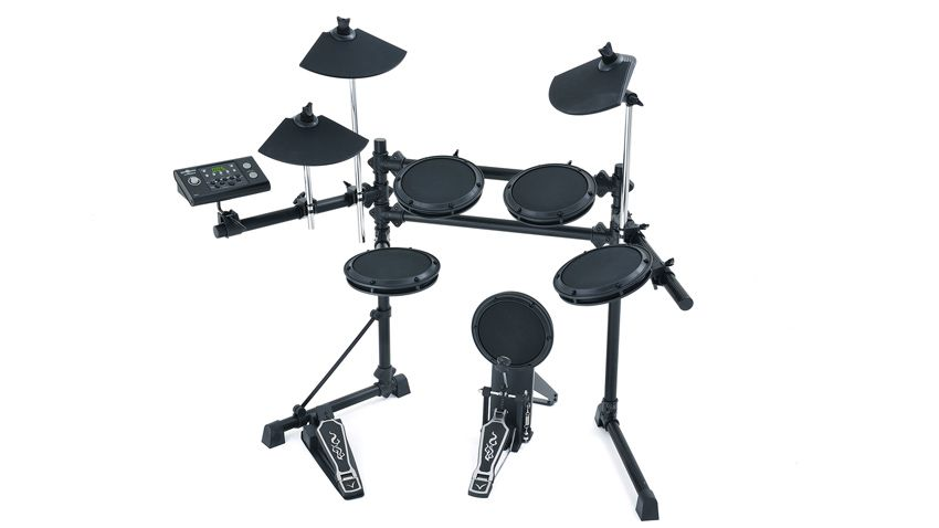 gear4music dd502 j electronic drum kit review musicradar. Black Bedroom Furniture Sets. Home Design Ideas