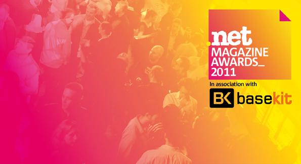 net Awards 2011: the winners! | Creative Bloq