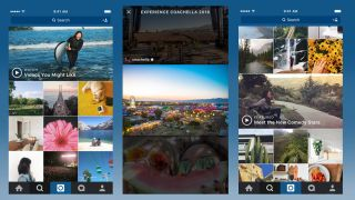 Instagram adds video content to its Explore channel