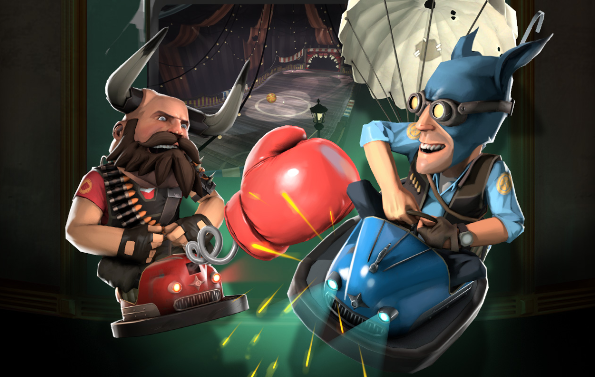Team Fortress 2's Halloween event adds evil carnival   PC Gamer