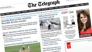 Telegraph erects web paywall, tosses the great unwashed a few freebies