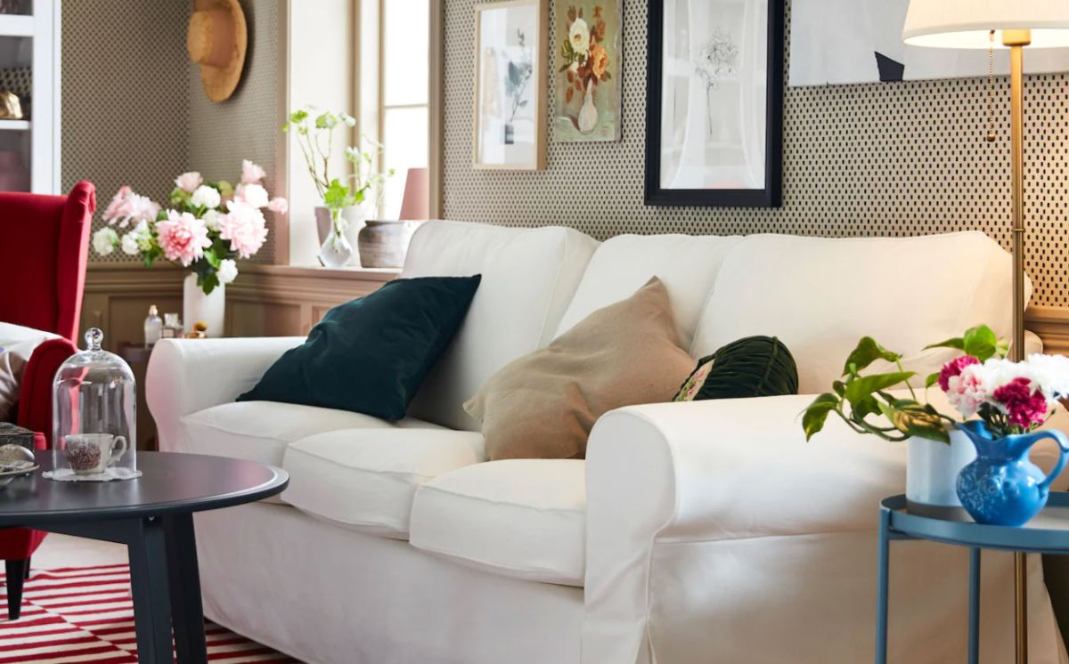 7 lovely living room ideas that are chic but (oh so) cheap