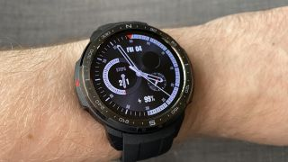 Honor Watch GS pro battery life